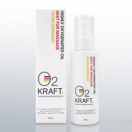 【O2 KRAFT】高濃度酸素オイルイメージ