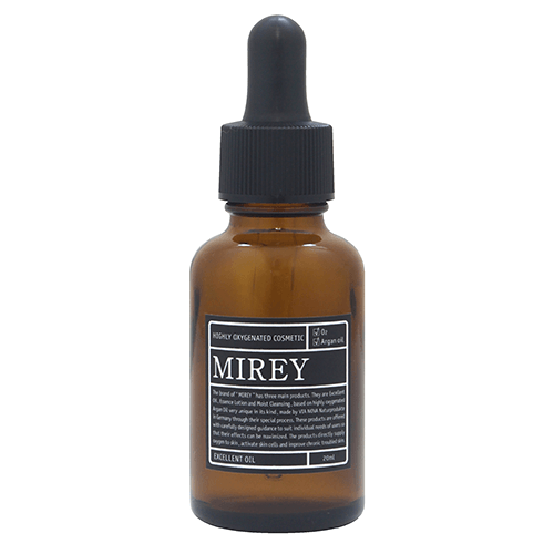 【MIREY】高濃度酸素美容液 – エクセレントオイルイメージ